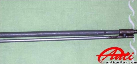 琴颈调节钢筋基本原理 高清图片
