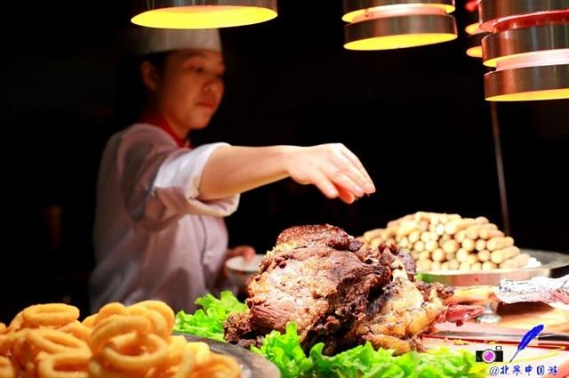 【实拍】美食达人的上善坊自助体验餐