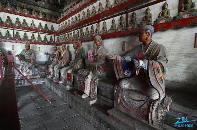 灵岩寺,静心之路的慢旅程
